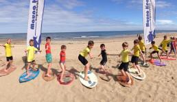 initiation skimboard skim school tour