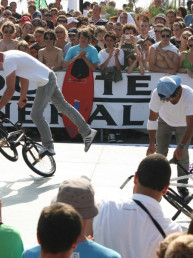 organisation festival glisse